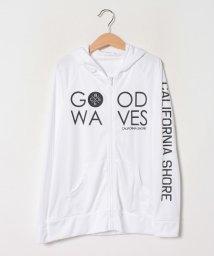 VacaSta Swimwear/CALIFORNIA SHORE UVパーカー/503014786