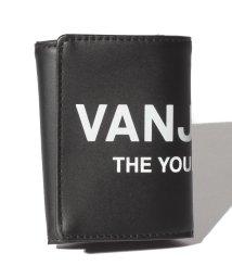 VANJACKET/3つ折りウォレット<ブラックシリーズ>/503015436