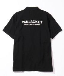 VANJACKET/ポロシャツ<ブラックシリーズ>/503015443