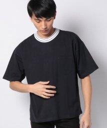 STYLEBLOCK/ヘビーウエイトビッグシルエット半袖ポケットTシャツカットソー/503024184