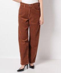 LEVI'S LADY/DAD CORDUROY PANTS CARAMEL 4.1.2/503026160