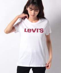 LEVI'S LADY/THE PERFECT TEE CORE LEVI'S TYPE WHITE/503026161
