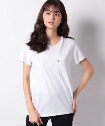 LEVI'S LADY/THE PERFECT CREW WHITE CN-100XX/503026163