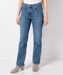 LEVI'S LADY/SLIMMING STRAIGHT CANNONBALL BLUE/503026176