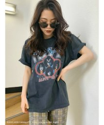 GYDA/KISS vintageBIG Tシャツ/503046600