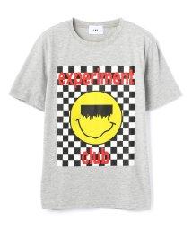 LHP/LHP PRIVATE LAB/エルエイチピープライベートラボ/【web限定モデル】Smile Tシャツ/503049378