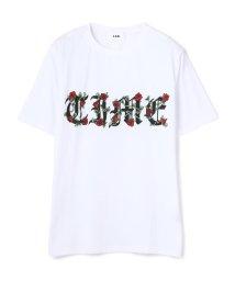 LHP/web限定/LHP LAB/LOGO Tシャツ(ROSE)/503049379