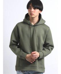 semanticdesign/ライトダンボール 長袖プルパーカー/503051027