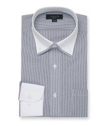 TAKA-Q/形態安定抗菌防臭スリムフィット マイタードゥエクレリック長袖ビジネスドレスシャツ/ワイシャツ/503051159
