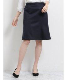 m.f.editorial/ラミーモクロディー セットアップ フレアースカート 紺/503051582