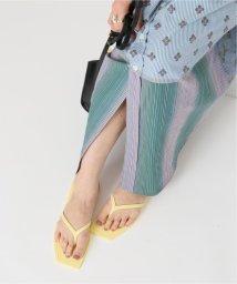 VERMEIL par iena/【CARLOTHA RAY/カルロッタ レイ】FILIP FLOP サンダル◆/503051880
