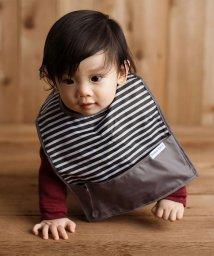 Bazzle Baby/Bazzle Baby バズルベビー  ゴー ビブ 2枚入 ブラック&ホワイト スター/ストライプ/503052001