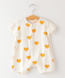 SHIPS KIDS/TINY COTTONS:HEARTS ONE-PIECE(80cm)/503052079