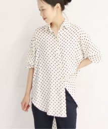 Plage/ドットプリントシャツ◆/503052427