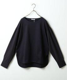mjyuka/シャツ袖プルオーバー/503052434