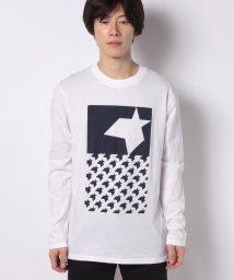 SISLEY/プリント長袖Tシャツ・カットソー/502571101