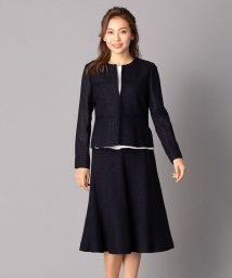 Leilian/【セレモニー】上品スーツセットアップ/503014021