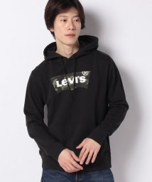 LEVI'S MEN/GRAPHIC PO HOODIE B HM ANIMAL. MINERAL B/503026097