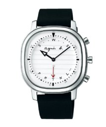 agnes b. HOMME/LM02 WATCH FCRB401 時計/503043636