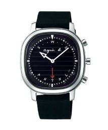agnes b. HOMME/LM02 WATCH FCRB402 時計/503043637