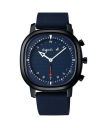 agnes b. HOMME/LM02 WATCH FCRB403 時計/503043638