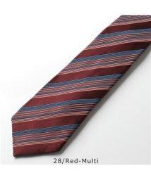 Paul Smith/【Paul Smith(ポールスミス)】552M ALU16 カラー2色 シルク ネクタイ ジャガード レジメ ストライプ メンズ/503044840