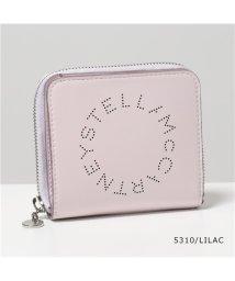 Stella McCartney/【STELLA McCARTNEY(ステラマッカートニー)】570269 W8542 エコレザー 二つ折り財布 ミディアム スモール財布 カラー4色 レディース/503044854