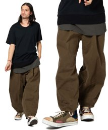 glamb/Wide balloon chino pants/503048942