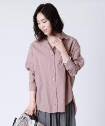 LASUD/[Aga] 2WAY 後ろタックシャツ/503050252