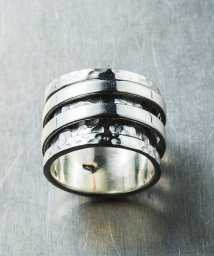 MAISON mou/【YArKA / ヤーカ】ream ring silver925 / 連なり リング シルバー925/503051723