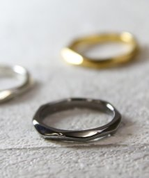 MAISON mou/【YArKA/ヤーカ】silver925 7surface ring [nanaes]/シルバー925 7面デザインリング/503051760