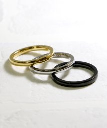 MAISON mou/【YArKA/ヤーカ】stainless series simple2mm ring/ステンレスシンプル2ミリリング/503051771