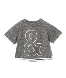 こどもビームス/ARCH&LINE / & 5分袖 Tシャツ 20(80~90cm)/503052752