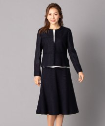 Leilian PLUS HOUSE/【セレモニー】ジャケット&スカート/503014127