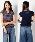 Desigual/Tシャツ TS_ROMINA_REP/503014371