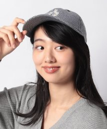 MIIA/フロント刺繍キャップ/503031291