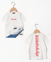 kladskap/【プラレールコラボ】 新幹線プリントTシャツ/503031599