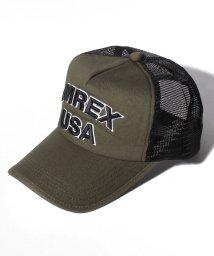 AVIREX/USA メッシュキャップ/503038522