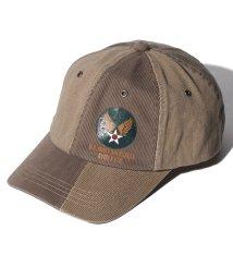 AVIREX/DOBBY CORD LOW CAP/503038525