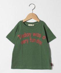 Green Parks(Kids)/・・ビッグロゴPTTシャツ/503041549