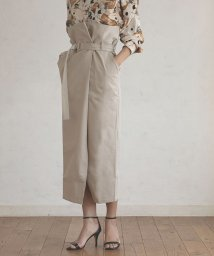 marjour/HIGHWEAST WRAP SKIRT/503054301