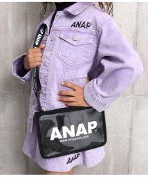 ANAP KIDS/クリアサコッシュ/503054654