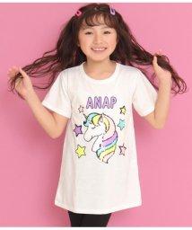 ANAP KIDS/ユニコーンスパンコールチュニック/503054656