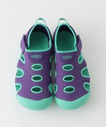 green label relaxing (Kids)/KEEN(キーン)STINGRAY 17cm-21cm/503057074