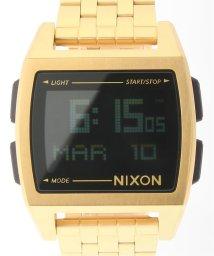HIROB Ladys/NIXON The Base All Gold/503057131