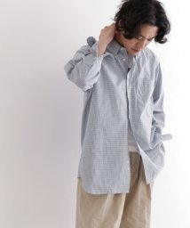 URBAN RESEARCH DOORS/INDIVIDUALIZED SHIRT 別注OVERSIZED BUTTONDOWN SHIRTS/503057332