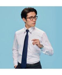 BRICKHOUSE/ワイシャツ 長袖 形態安定 レイヤードクール ボタンダウン スリム メンズ/503057442
