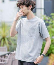 nano・universe/《WEB限定》ポンチポケットBIG Tシャツ/502972198