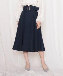 Cheek/共ベルト付き6ハギスカート/503024752