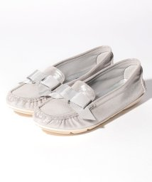 LANVINCOLLECTION(SHOES)/リボンモチーフモカシン/503031047